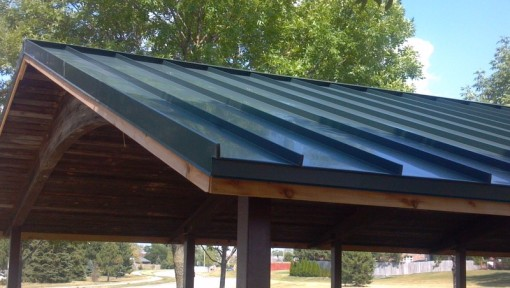 Standing Seam Metal Roofs Illinois Custom Copper