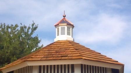 Cupolas Chimney Caps Amp Finials Illinois Custom Copper