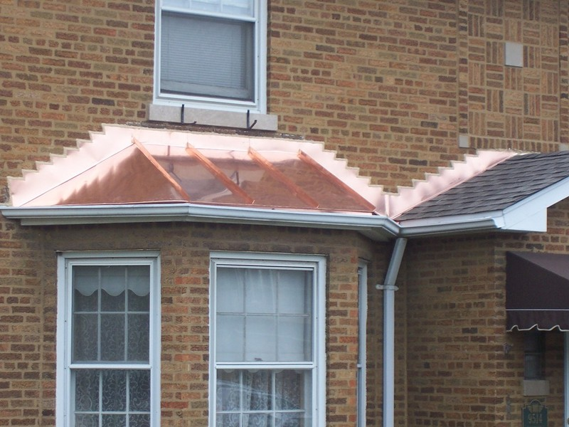 Copper Roof Flashing Cleaning 12 300 About Roof