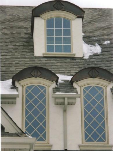 Dormers Barrrel Roofs Amp Fascia Fasade Illinois Custom