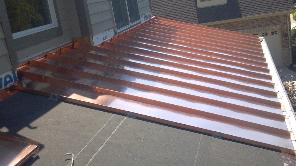 Perfect Alluminum Roof Panels Copper Roof Panels ...